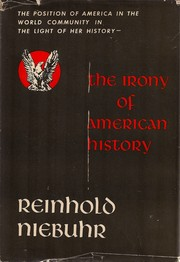 Cover of: The Irony of American History | Reinhold Niebuhr