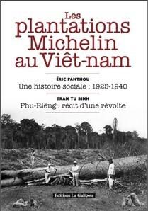 Les plantations Michelin au Viêt-Nam