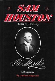 Cover of: Sam Houston