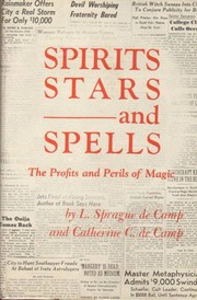Cover of: Spirits, Stars, and Spells