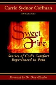 Cover of: Sweet Fire | Carrie Sydnor Coffman