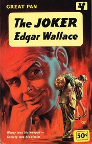 Cover of: The Joker | Edgar Wallace