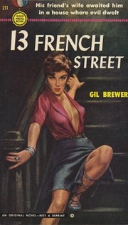 Cover of: 13 French Street