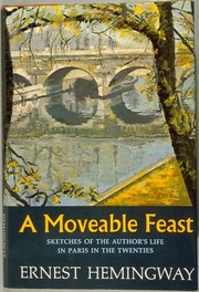 Cover of: A moveable feast