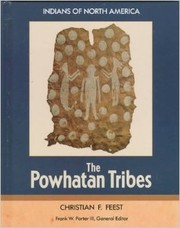 Cover of: The Powhatan Tribes