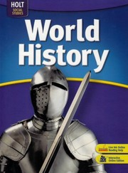 Cover of: World History | Stanley Mayer Burstein