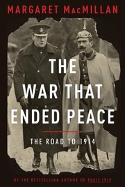 Cover of: The War That Ended Peace |
