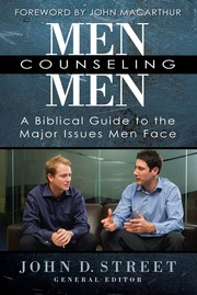 Cover of: Men Counseling Men |