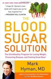 Cover of: The blood sugar solution