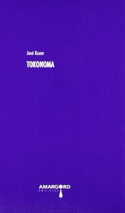 Cover of: Tokonoma