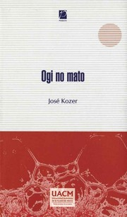 Cover of: Ogi no mato