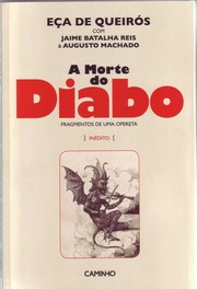 Cover of: A Morte do Diabo