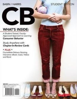 CB4 (with Marketing CourseMate with eBook and Career Transitions Printed Access Card) / Edition 4 by