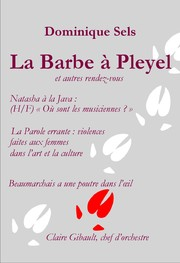 Cover of: La Barbe à Pleyel