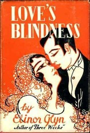 Cover of: Love's blindness