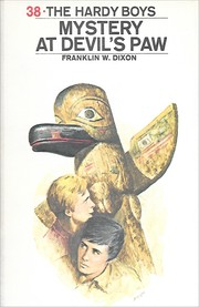 Cover of: Mystery at Devil's Paw | Franklin W. Dixon