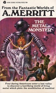 Cover of: The Metal Monster