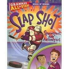 Slap shot synonyms and antonyms by Anna Prokos