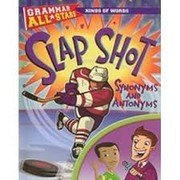 Cover of: Slap shot synonyms and antonyms | Anna Prokos