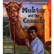 Cover of: Muktar and the camels | Janet Graber