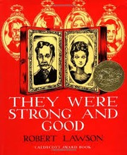 Cover of: They were strong and good
