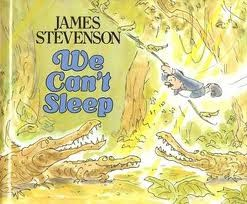 We can't sleep by Stevenson, James