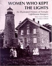 Cover of: Women who kept the lights