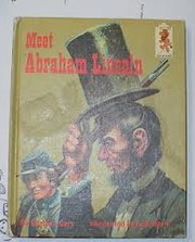 Cover of: Meet Abraham Lincoln | Barbara Cary