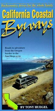 Cover of: California Coastal Byways