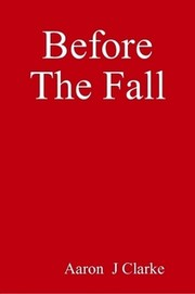 Cover of: Before The Fall