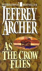 Cover of: As the Crow Flies