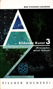 Cover of: Bildende Kunst III