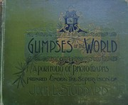 Cover of: Glimpses of the World
