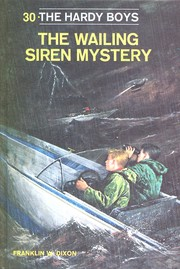 Cover of: The wailing siren mystery