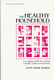 Cover of: The healthy household