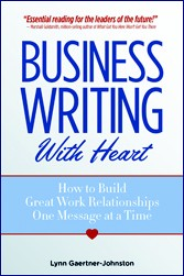 Cover of: Business Writing with Heart |