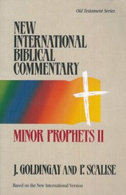 Cover of: Minor prophets II