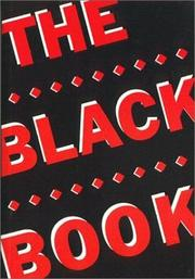 Cover of: The Black Book | Bill Brent