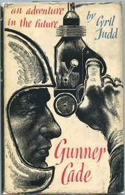 Cover of: Gunner Cade | Cyril Judd