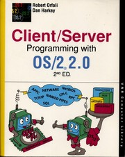 Cover of: Client/server programming with OS/2 2.0