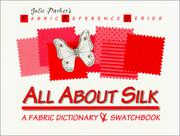 Cover of: All About Silk