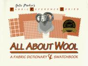 Cover of: All about wool
