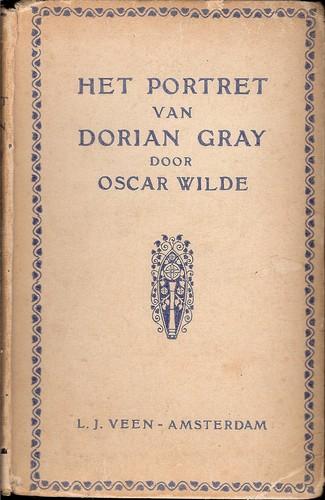 Het Portret Van Dorian Gray Ca 1920 Edition Open Library