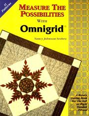 Cover of: Measure the possibilities with Omnigrid