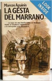 Cover of: La gesta del marrano