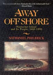 Cover of: Away Off Shore: Nantucket Island and Its People