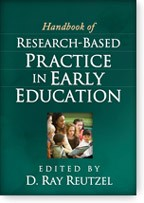 Cover of: Handbook of Research-Based Practice in Early Education |