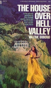 Cover of: The house over hell valley