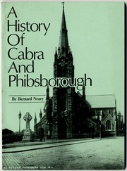 Cover of: A history of Cabra and Phibsborough
