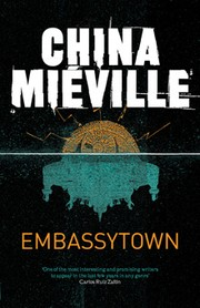 Cover of: Embassytown
